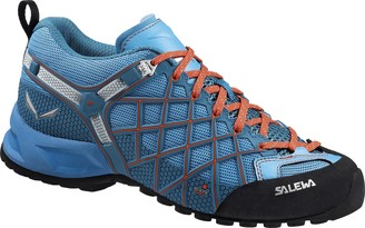 Salewa Ws Wildfire Vent Women's Low Rise Hiking Shoes Bleu (River Blue/Clementine 0336) 2.5 UK