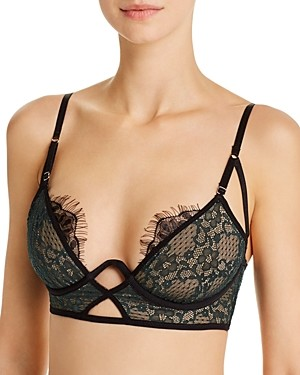 Thistle & Spire Perry Scalloped Lace Underwire Bra