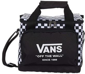 Vans Cooler Bag (Black/White Checkerboard) Bags