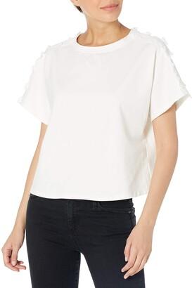 Milly Women's Jessica Jersey T'shirt