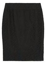 Gerard Darel Amazone Skirt, Black
