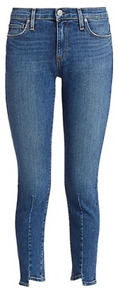 Hudson Nico Mid-Rise Skinny-Fit Jeans