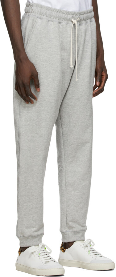 Thumbnail for your product : Bather Grey Cotton Sweatpants