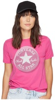 Converse Microdot Chuck Patch Classic Crew Tee