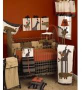 Cotton Tale Designs Animal Stackers Valance