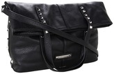 BCBGeneration Quinn Weekender Bag (Black) - Bags and Luggage