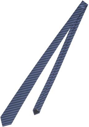 Lanvin Diagonal Stripe Tie