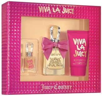 Juicy Couture Viva la Juicy Women's Perfume 3 Piece Gift Set - Eau de Parfum ($80 Value)