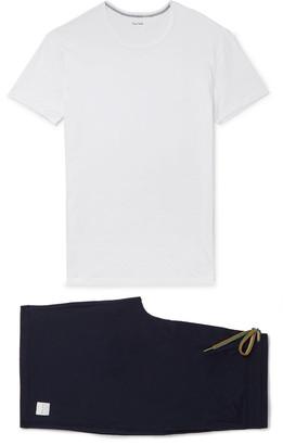 Paul Smith Slim-Fit Cotton-Jersey Pyjama Set