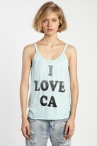 Rebel Yell CA Vintage Tank in Mint