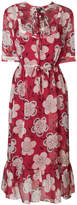 Emporio Armani floral print dress