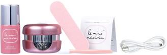 Le Mini Macaron Gel Manicure Kit Glitter Edition