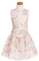 Isabel Garreton Girl's Festival Embroidered Dress