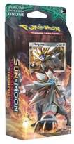 Pokemon 2017 Trading Card Sun & Moon Series 2 Theme Deck featuring Solgaleo