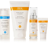 Ren Skincare Radiance Virtual Bundle - one size