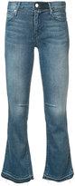 RtA Kiki cropped jeans - women - Cotton/Polyester/Spandex/Elastane - 24