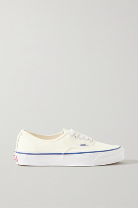 Vans Og Classics Authentic Lx Canvas Sneakers - Cream