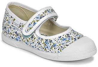 Citrouille et Compagnie APSUT girls's Shoes (Pumps / Ballerinas) in Blue