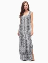 Splendid Taos Printed Maxi Dress