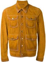 DSQUARED2 four pockets jacket - men - Calf Leather - 48