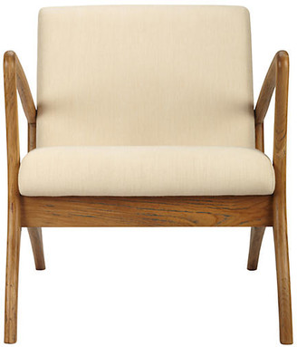 Selamat Leticia Ventura Armchair - Ivory