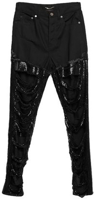Saint Laurent Denim trousers