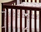 Nautica Secure-Me Mesh Crib Liner, Isabella (Discontinued by Manufacturer) by