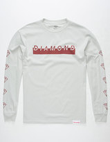 Diamond Supply Co. Block Drop Mens T-Shirt