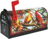 Flambeau 6531Mc Mailbox Scenic Decor Cardinal, 19-1/8-Inch By 6-3/4-Inch By 9-3/4-Inch