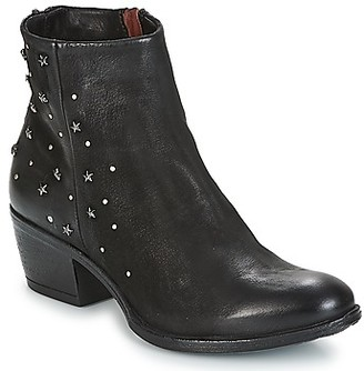 Mjus DALLY STAR women's Mid Boots in Black