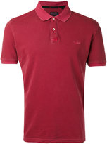 Woolrich classic polo shirt - men - Cotton/Elastodiene - L