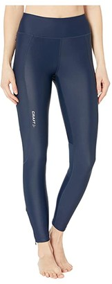 Craft ADV Essence Zip Tights (Blaze) Women's Casual Pants