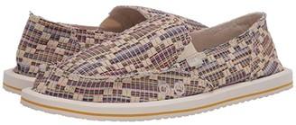 Sanuk Donna Weave (Natural) Women's Shoes