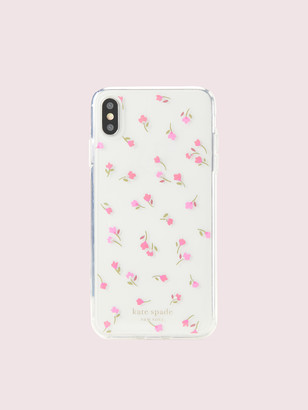 Kate Spade Jeweled Meadow Clear Iphone Xs Max Case