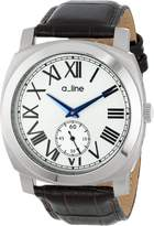 A Line a_line Women's AL-80023-02-BR Pyar Analog Display Japanese Quartz Brown Watch