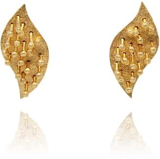 Mariposa Karolina Bik Jewellery Earrings Gold