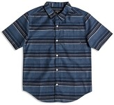 Quiksilver Boys' Striped Woven Shirt - Sizes 4-7