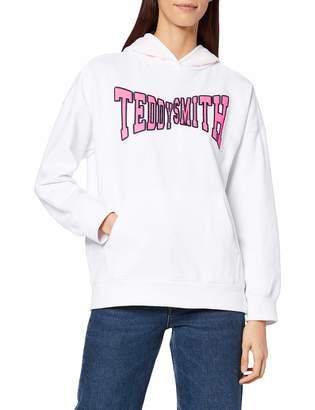 Teddy Smith Women's S-Stefa Sweatshirt