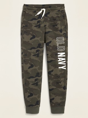 Old Navy Logo-Graphic Joggers for Boys