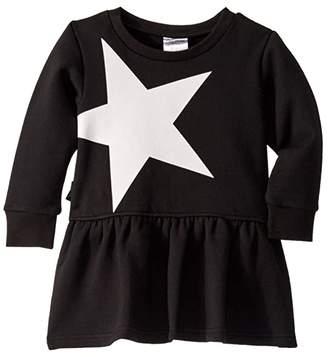 TINY TRIBE Star Drop Waist Dress (Toddler/Little Kids)