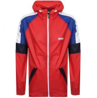 Levi's Levis Windbreaker Jacket Red