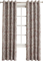 Sun Zero Sun ZeroTM Danna Room-Darkening Grommet-Top Curtain Panel