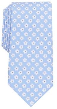 Club Room Men's Dewey Floral Tie, Created for Macy's