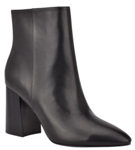 Nine West Women's Seven Heeled Booties Women's Shoes