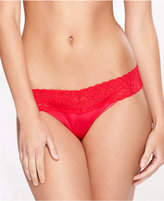 Maidenform Dream Lace Thong 40156