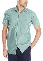 Wolverine Red Kap Men's Industrial Short-Sleeve Work Shirt