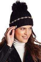 Betsey Johnson On The Rocks Cuff Hat