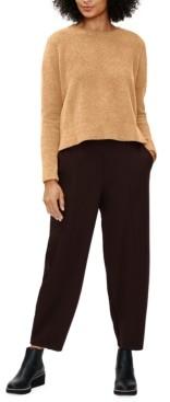 Eileen Fisher Drop-Shoulder Sweater, Regular & Petite