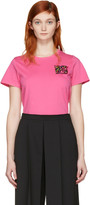 Marc Jacobs Pink Classic Mtv T-shirt