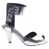 Isabel Marant Metallic Leather Sandals
